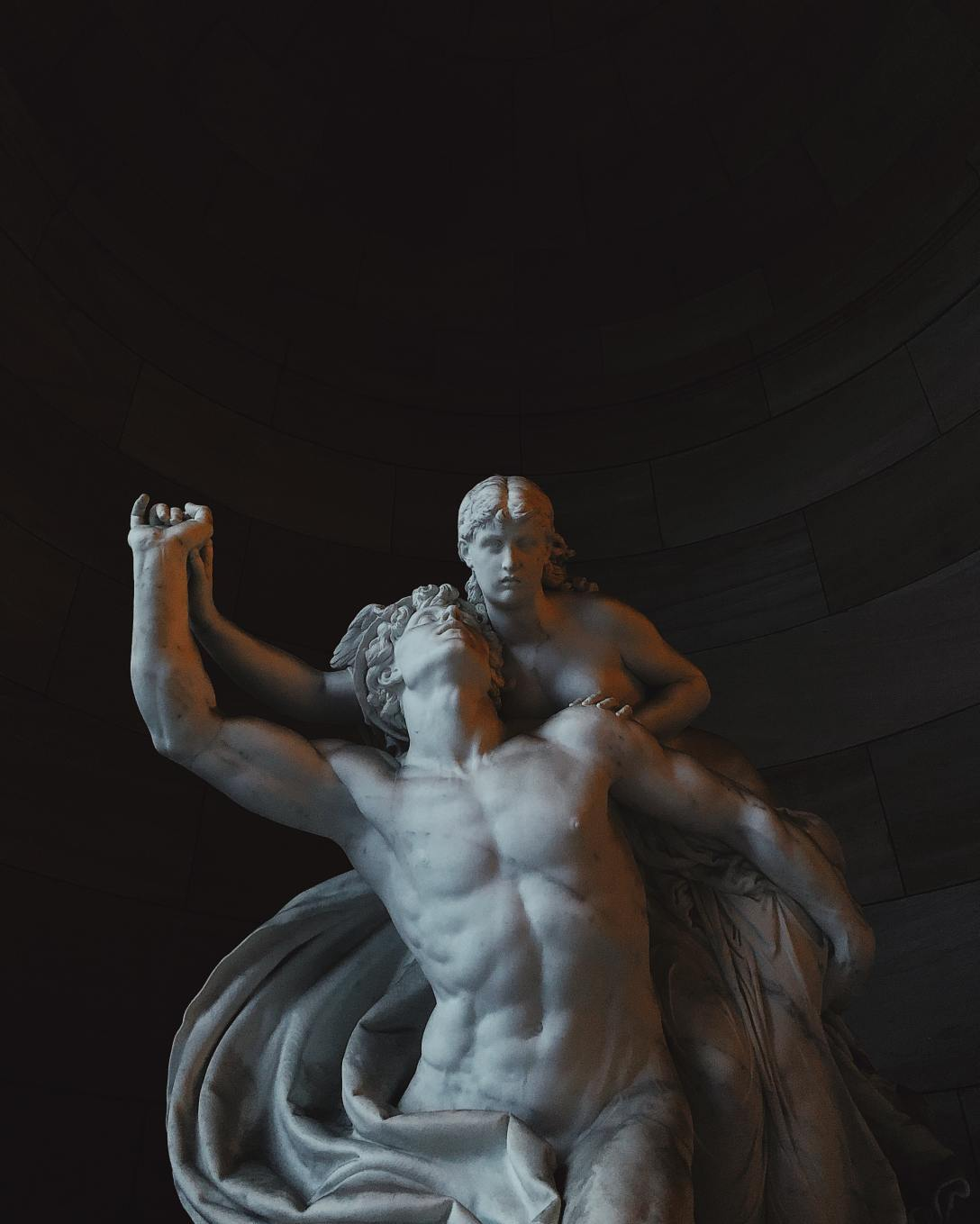 Photo of sculpture, located at Am lustgarten 1, 10178 Berlin, Germany, by Pavel Nekoranec on Unsplash