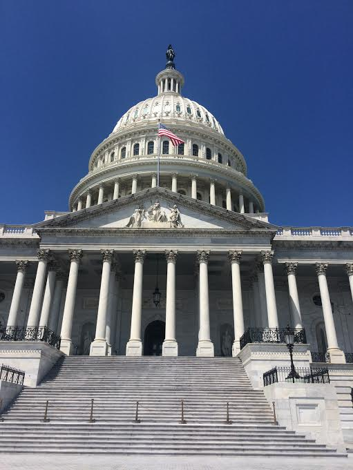 Washington DC nation's capital