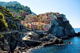 The coast of Italy at summer peak as part of our travel wish list