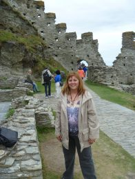 Tintagel Castle Summit