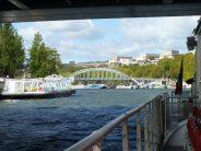Cruise on the River Seine, Paris