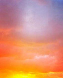 A Glowing Sunset...