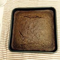 Oatmeal Chocolate Cake (Dairy-free)