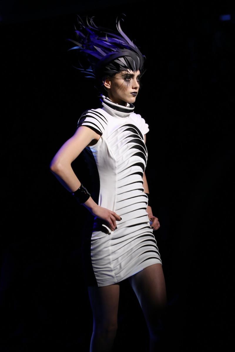 Make Up Trends 2016 Maybelline Show Fashion Week 2016 Stefanie Giesinger Sami Slimani Gigi Hadid Alexandria Morgan_12