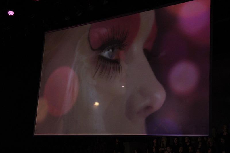 Make Up Trends 2016 Maybelline Show Fashion Week 2016 Stefanie Giesinger Sami Slimani Gigi Hadid Alexandria Morgan_2