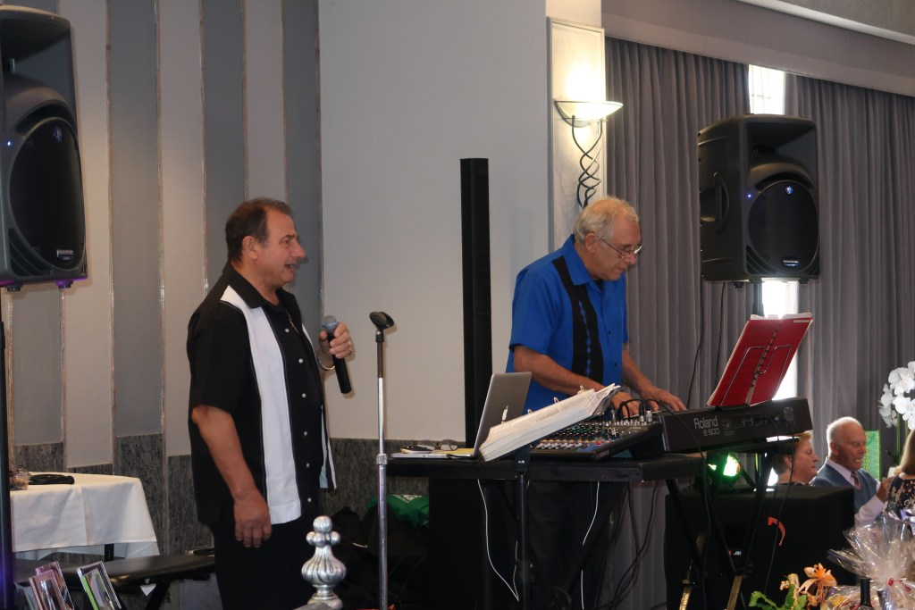 Ross & Paolo Performing