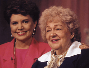 Dorothy Lee and Guru Ma