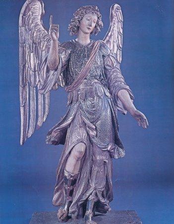 Archangel Raphael - Small copy