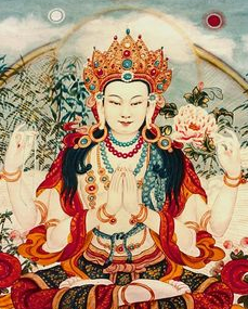 The 6th Gate – The Divine Mother, Mother Mary, Kuan Yin – The Golden