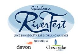 RiverFest 2008 logo