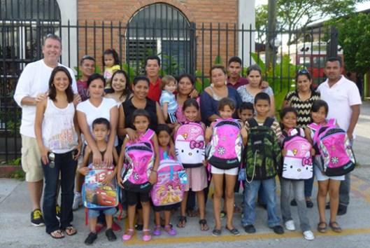 Shine! Honduras Facebook