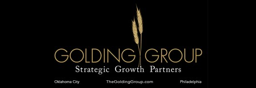 Golding Group 2015 logo Reverse