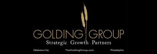 Golding Group 2015 logo Reverse
