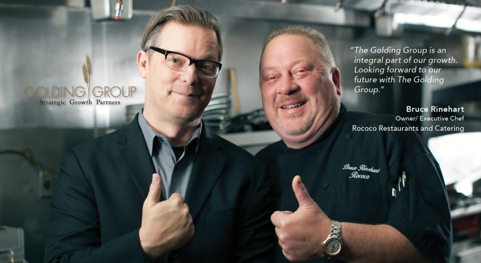 Golding Group Endorsement