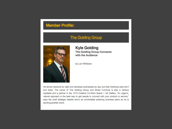 Oklahoma Venture Forum Member Profile