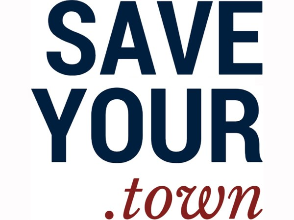 New Client Announcement: Save Your Town