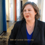 Kitt Letcher, President and CEO, Better Business Bureau of Central Oklahoma