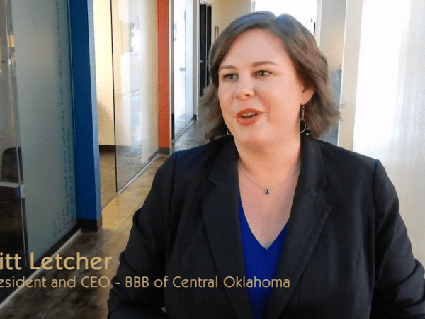 BBB of Central Oklahoma Endorses The Golding Group
