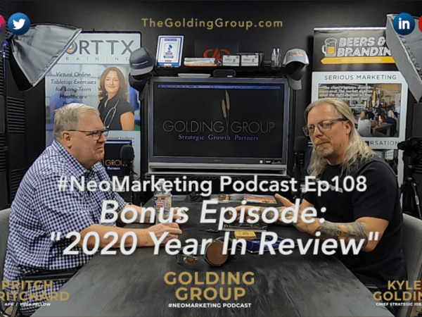 Bonus Episode: 2020 Review
