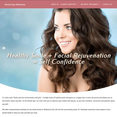 Dental Spa Home Page
