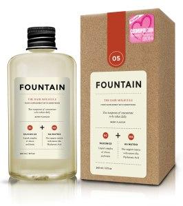 Fountain_The Hair Molecule