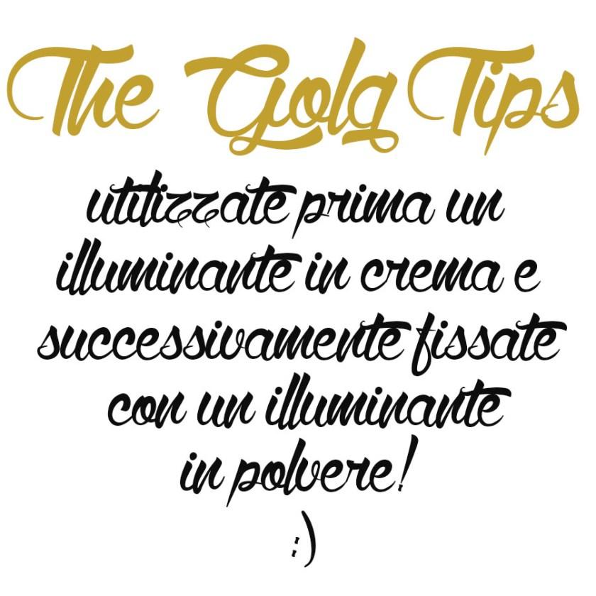 strob gold tips
