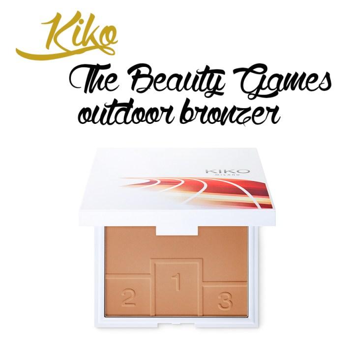 The beauty games outdoor bronzer kiko