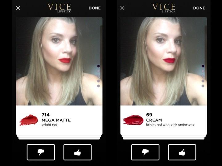 Urban Decay Vice Lipstick app 7