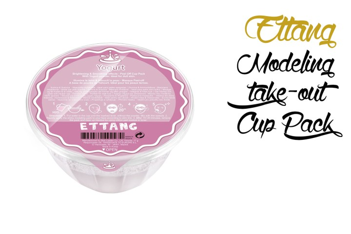 ettang modeling cup pack take out