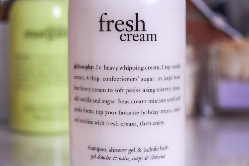 Philosophy Fresh Cream