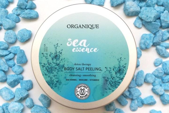 Il mare ti fa detox | Organique Sea Essence