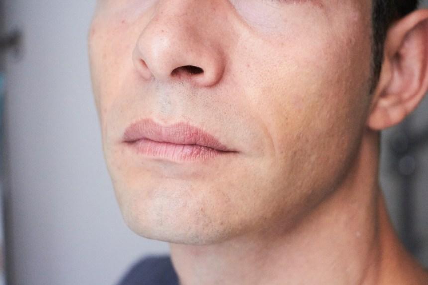 Dopo barba delicato
