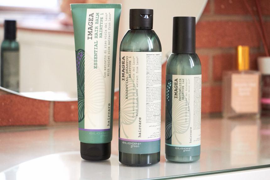 Imagea Essential capelli prodotti