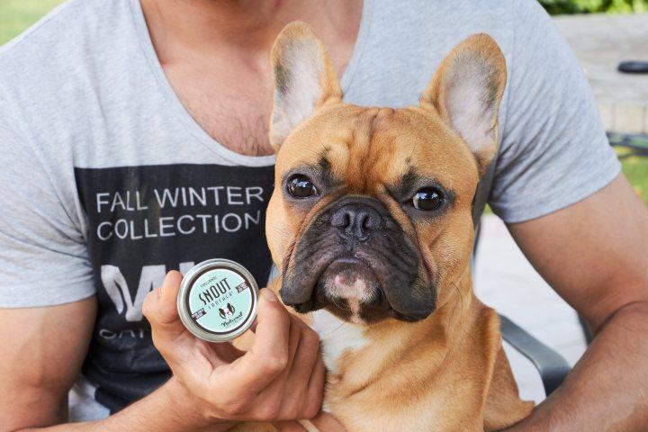 Balsami per la cura di rughe, naso e polpastrelli del nostro cane | Natural Dog Company