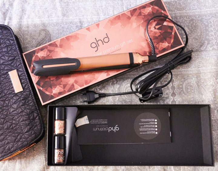 Platinum Styler Copper Luxe Limited Edition
