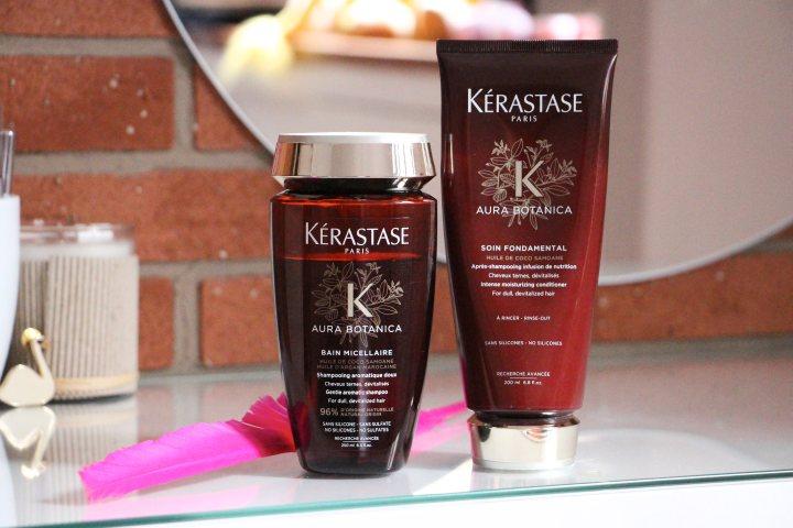 Aura Botanica, il rituale naturale per capelli di Kérastase