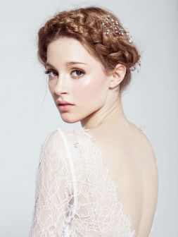 Wedding make up sposa nude strobing illuminante