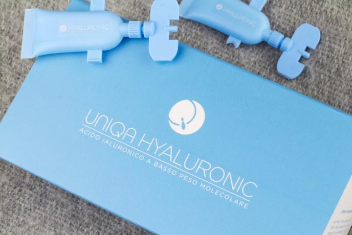 UNIQA Hyaluronic, pelle come nuova in 30 giorni grazie all'acido ialuronico