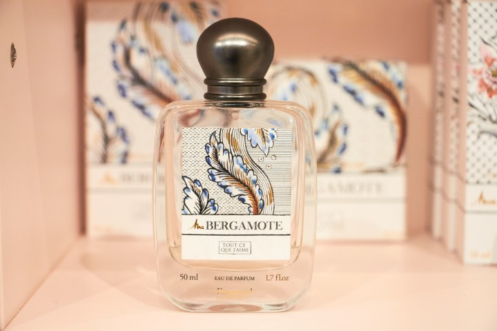 Fragonard Ma Bergamote regali di natale 50 ml