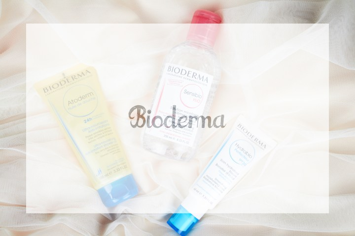 I miei prodotti preferiti di Bioderma