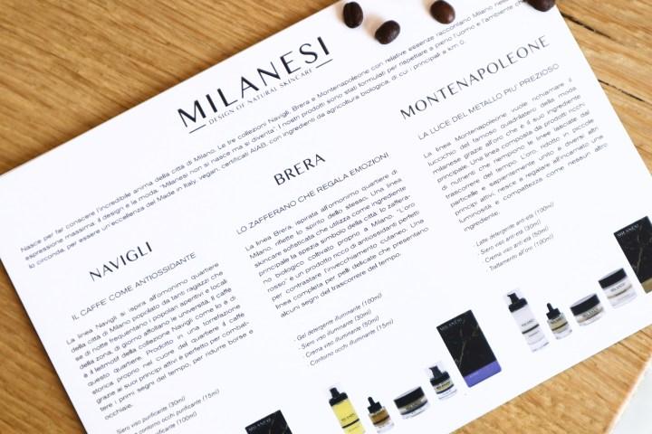 MILANESI da 50 ML, Porta Romana: 3 linee dedicate alla città di Milano