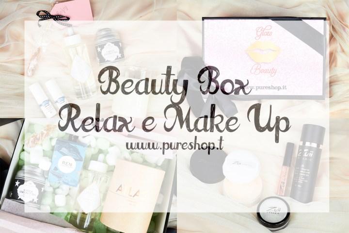 Idea regalo di natale per le amiche: le Beauty Box di Pure Shop