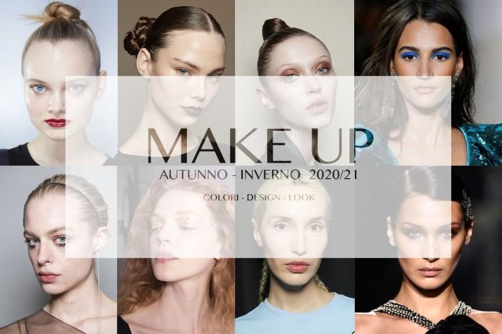 Make up autunno-inverno 2020/21: tendenze e look da replicare asap