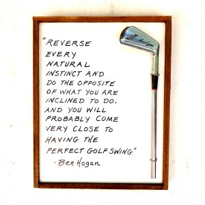 Perfect Golf Swing, Ben Hogan