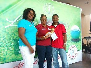 Achimota Golf Lady captain honoured