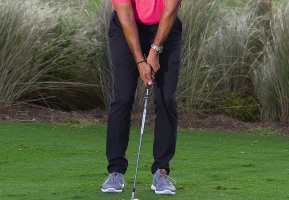 Want a more consistent short game? Simplify your setup