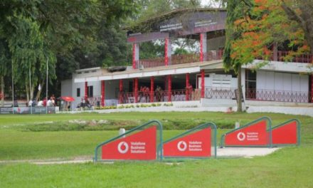 It's finally here! Vodafone 61st Asantehene Open Golf Championship