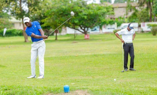 Day One is over – Vodafone 61st Asantehene Open Golf Championship