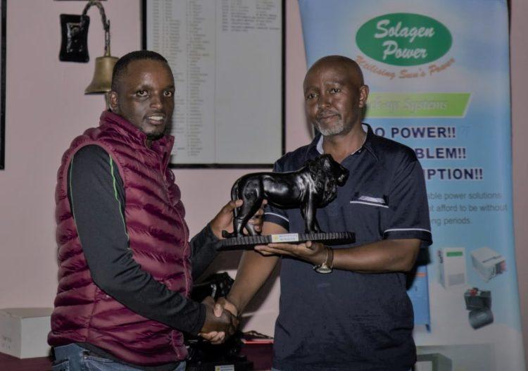 Nganga wins Samuel Njinu Tourney