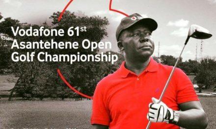 Vodafone 61st Asantehene Open Championship kicks off on May 30th